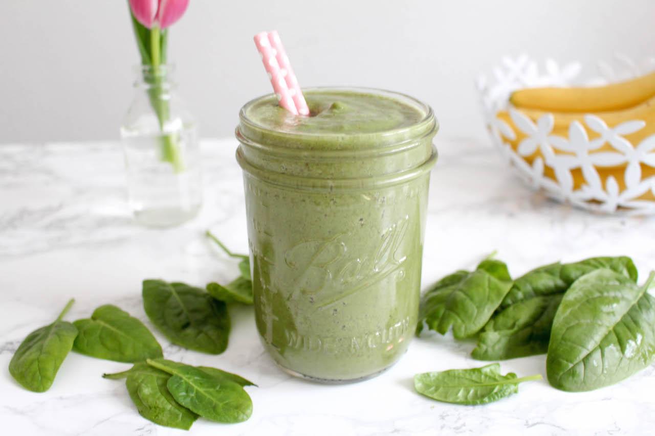 Der wirklich leckere Green Smoothie