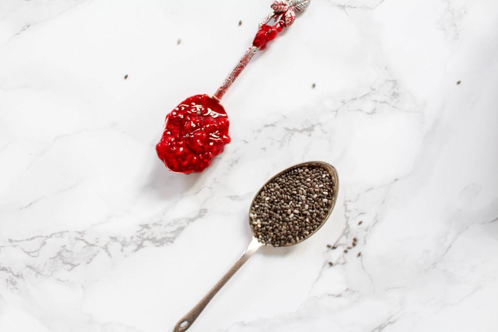 Gesunde Chia Marmelade - glutenfrei, ohne raffinierten Zucker, vegan - de.heavenlynnhealthy.com