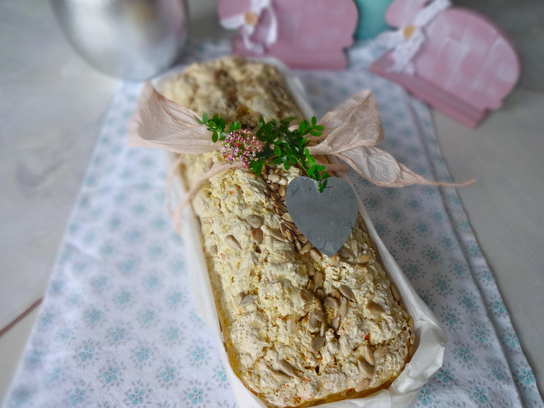 Saftiges Möhren Zucchini Brot