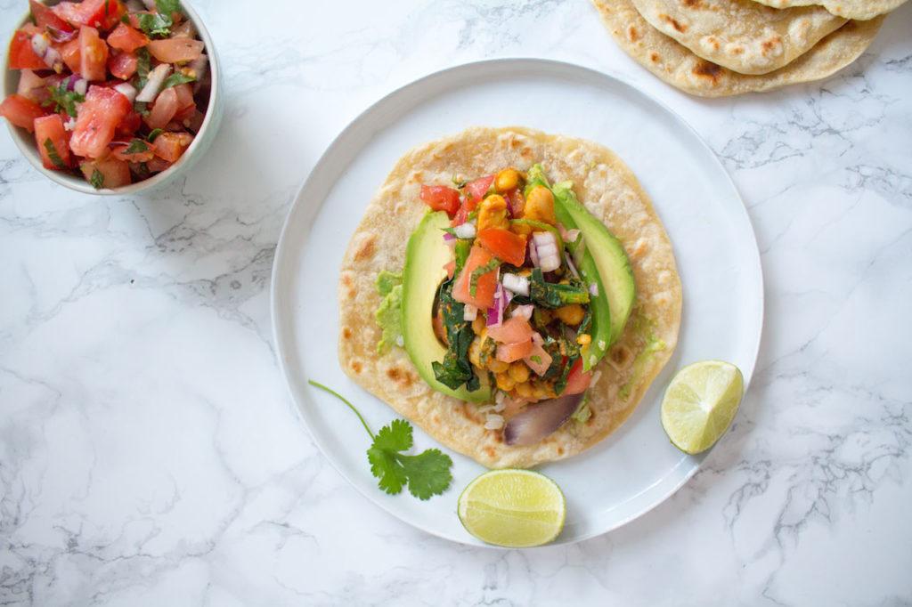 Die besten selbst gemachten Tacos - vegan, rein pflanzlich, ohne raffinierten Zucker, glutenfrei - de.heavenlynnhealthy.com