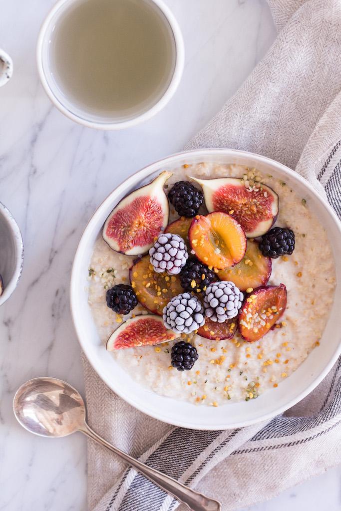 Wärmendes Herbst-Porridge