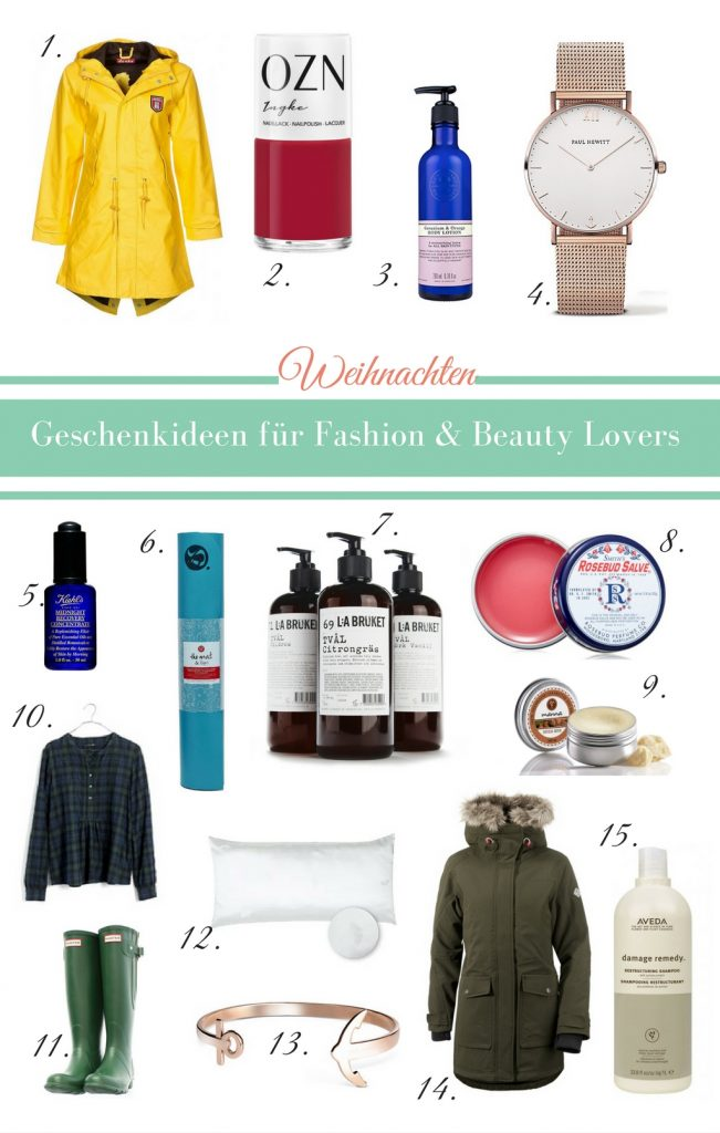 Geschenkideen für Fashion & Beauty Lovers - de.heavenlynnhealthy.com