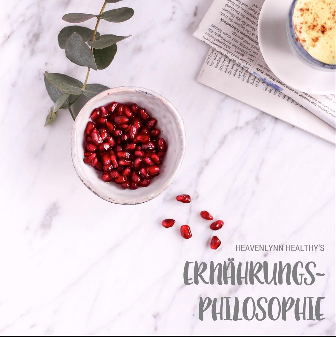 Meine Ernährungs-Philosophie – H.A.P.P.Y. Challenge