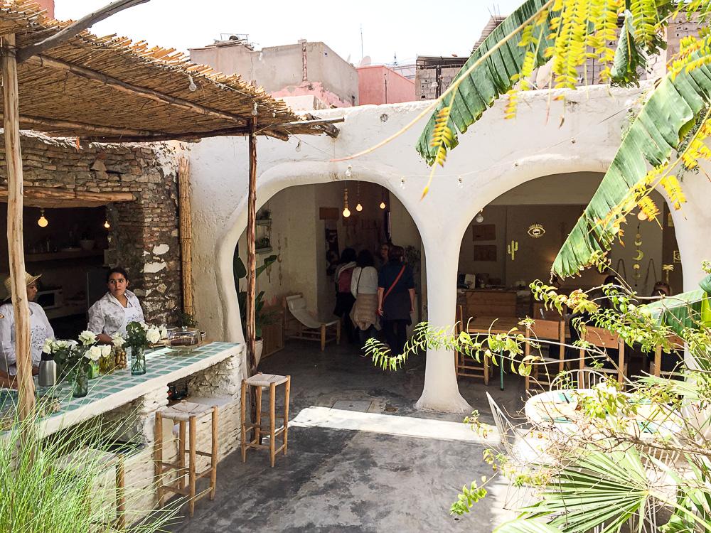Gesund Essen in Marrakesch - heavenlynnhealthy.com