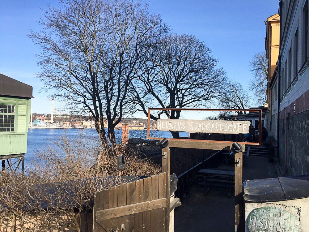 Hermans – das beste vegetarische Buffet in Stockholm