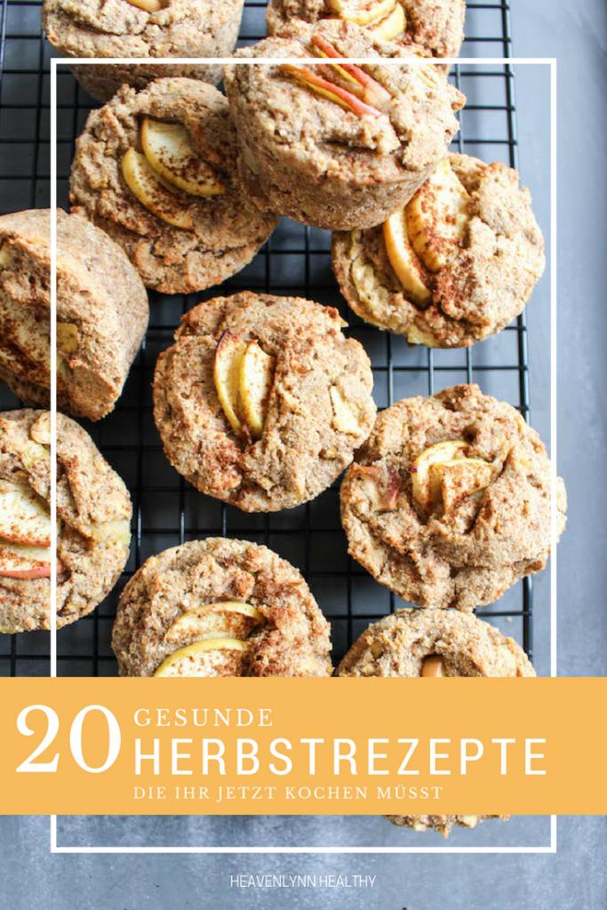 20 gesunde Herbstrezepte - heavenlynnhealthy.com