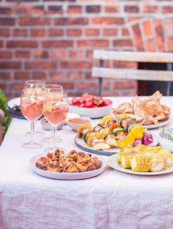 Ein gesundes Grillfest – Ein Mahl etwas Gutes
