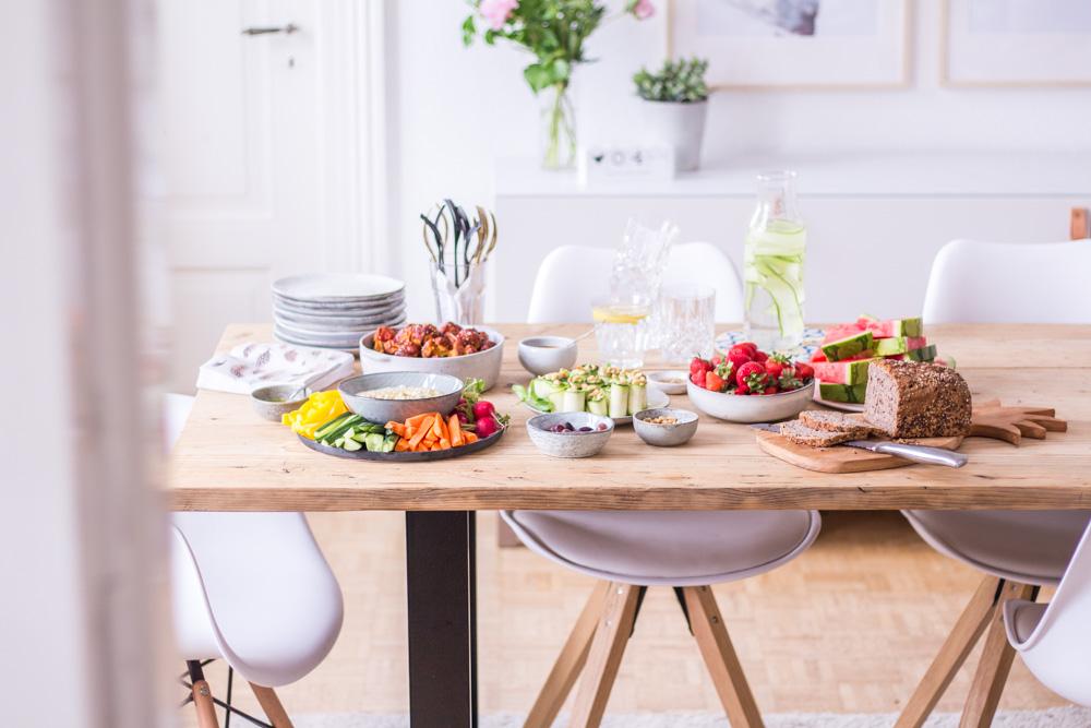 Zucchini Hummus – rein pflanzlich, vegan, glutenfrei, ohne raffinierten Zucker - de.heavenlynnhealthy.com