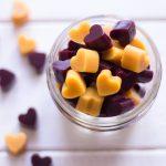 Gesündere Ingwer-Gummibärchen (für die kalte Jahreszeit) - rein pflanzlich, vegan, glutenfrei, ohne raffinierten Zucker - de.heavenlynnhealthy.com