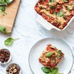 Life-changing gesunde Lasagne - rein pflanzlich, vegan, glutenfrei, ohne raffinierten Zucker - de.heavenlynnhealthy.com