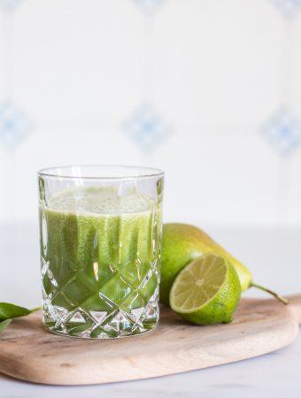 Skin Glow Aloe Vera Saft und zwei weitere, leckere Rezepte für Entlastungstage