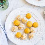 Mango Kokos Energy Balls – rein pflanzlich, vegan, glutenfrei, ohne raffinierten Zucker – de.heavenlynnhealthy.com