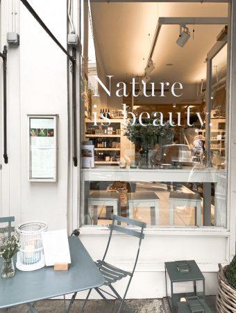Neues aus London – Food, Natural Beauty & Wellness-Trends