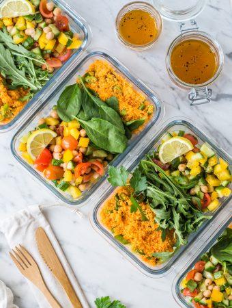 15 Minuten-Meal-Prep-Couscous-Salat