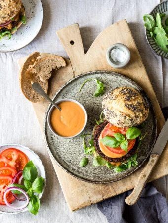 Besser als Lieferservice: Der beste Veggie-Burger