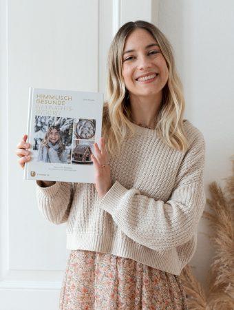 """Mein drittes Buch – """"Himmlisch gesunde Weihnachtsbäckerei"""" ist da!"""
